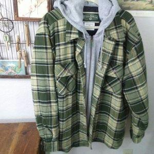 Field & Stream. Flannel Jacket